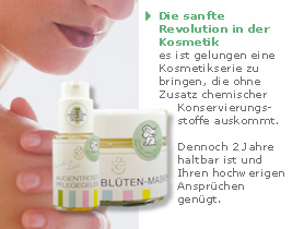Sensitive Line Gesichts- u. Körperpflege