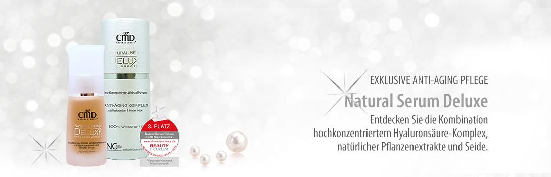 Natural Serum - Exlusive Pflege für jede Haut