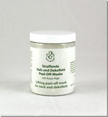 Hagina: Straffende Hals- und Dekolleté Peel-Off-Maske 120 g
