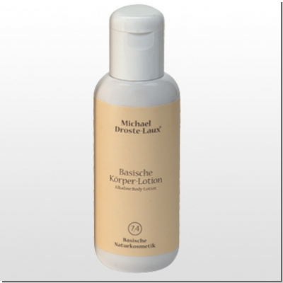 Michael Droste-Laux: Basisiche Körper-Lotion pH7,4; 200ml