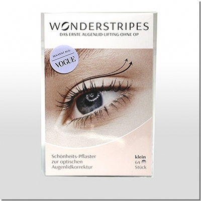 Wonderstripes: groß 60 Stck.