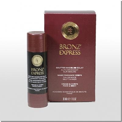 académie: bronzexpress Gouttes Magiques Éclat 30 ml