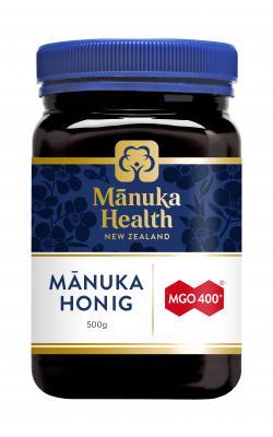 Manuka: Manuka Honig MGO(TM) 400+, 500g