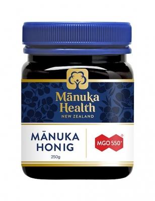 Manuka: Manuka Honig MGO(TM) 550+, 250 g