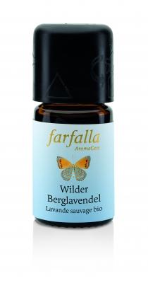 Farfalla: ätherisches Öl Wilder Berglavendel, 5ml