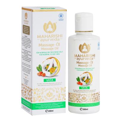 Maharishi Ayurveda: Massageöl Vata kbA, 200ml