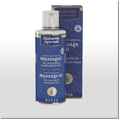 Maharishi Ayurveda: Massageöl Pitta kbA, 200ml