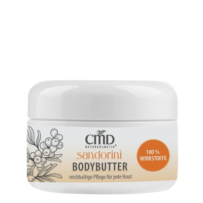 CMD: Sandorini Bodybutter, 100 ml