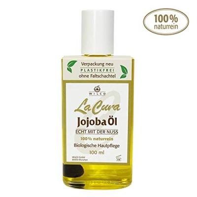 Wilco: La Cura Jojoba Öl 100% naturrein, 100ml