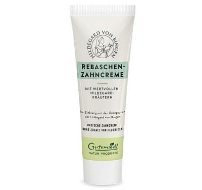 Gutsmiedl: Bio Rebaschen Zahncreme - Hildegard Produkte, 75ml