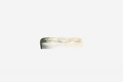 KostKamm: Mini-Taschenkamm, Horn fein, 10 cm