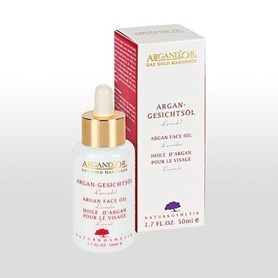 ArgandOR: Argan-Gesichtspflegeöl Lavendel, 50 ml