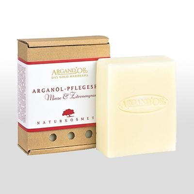 ArgandOR: Seife Minze & Zitronengras, 100 g