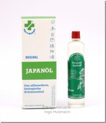 Hagina: 10 x Original Japanöl a 35 ml
