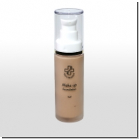 Hagina: Make-up Fluid - hellere Tönung, 30 ml