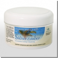 MORAVAN: Südseezauber Sheabutter Massagebalm 200 ml
