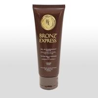académie: bronz'express getöntes Selbstbräunungsgel 75 ml