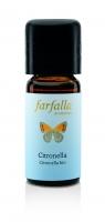 Farfalla: ätherisches Öl Citronella bio, 10ml