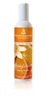 Amrita Organics: Bodylotion Orange-Vanille mit Hyaluron, 200ml