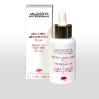 ArgandOR: Argan-Gesichtspflegeöl Rose, 50 ml