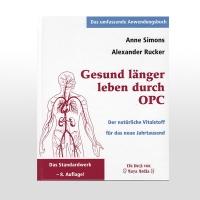 Buch: Gesund länger leben durch  OPC - Anne Simons