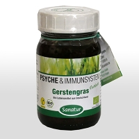 Sanatur: Gerstengras BIO, 250 Tabletten a 400 mg