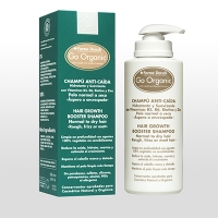 Go Organic: Antiage Booster Shampoo N/T 10ml Sachet