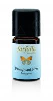 Farfalla: ätherisches Öl Frangipani 20% Absolue, 5ml