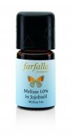 Farfalla: ätherisches Öl Melisse 10%, 5 ml