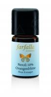 Farfalla: ätherisches Öl Neroli 10% Absolue, 5ml