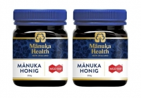 Manuka: 2 x Manuka Honig MGO(TM) 550+ a 250g
