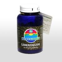 Bluegreen: Leberfreude 360 Kps. a 250 mg