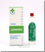 Hagina: 3 x Original Japanöl je 35 ml