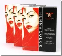 TOL: 3 x Henna Pulver Rot verstärkt a 85 g