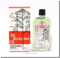 Hagina: 35 Kräuter Öl, 80 ml